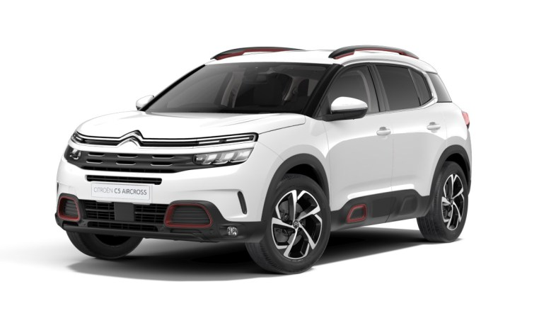 Citroën C5 Aircross Feel | SUV | Cars For Sale in Mauritius | Axess