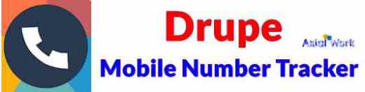Drupe Mobile number tracker app (Coll tracking)-