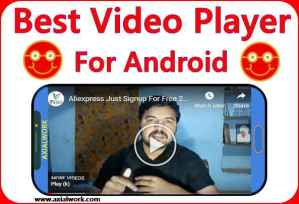 Top 5 Best Video Player For Android In India