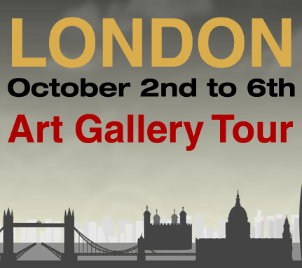 London. 2nd to 6th Oct