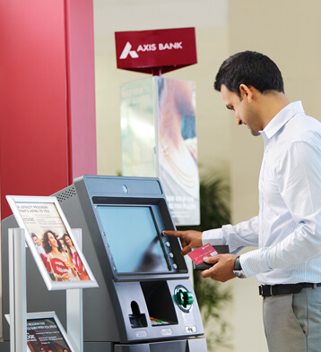 Axis Bank Media Center Gallery