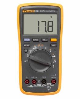 Fluke 17B multimeter
