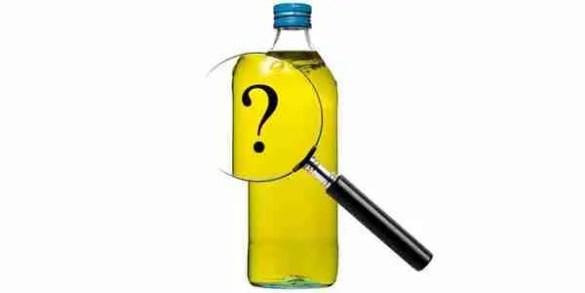olio extravergine falso
