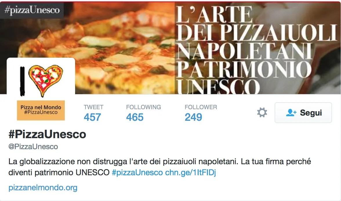 #PizzaUnesco