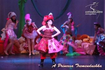 A Princesa Tremendushka
