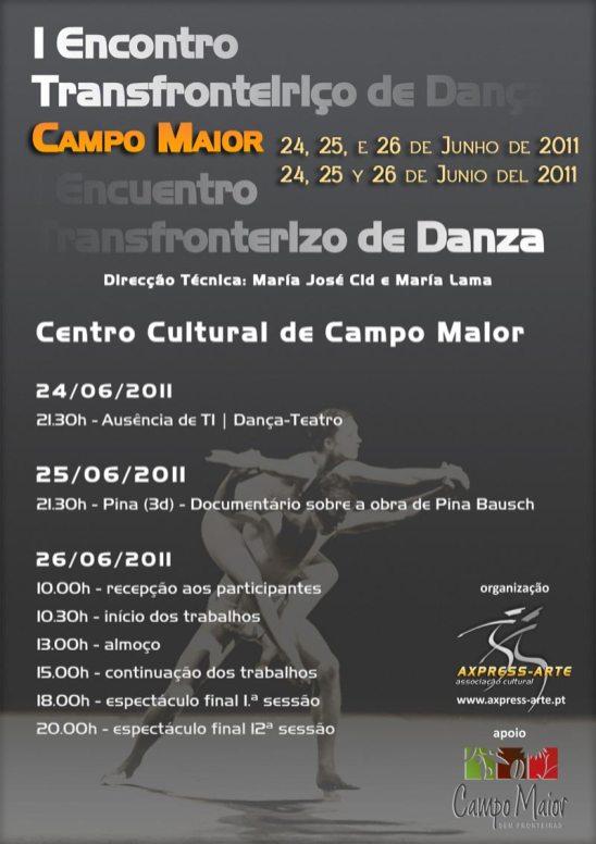 I Encontro Transfronteiriço de Dança de Campo Maior