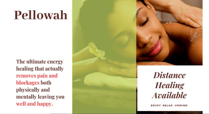 pellowah energy healing
