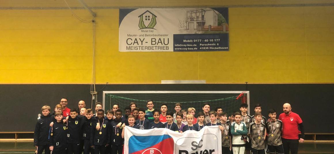 SC Bayer 05 Uerdingen beendet Cay Bau Cup als Turniersieger. Borussia sagt Turnier ab und Fortuna Köln tritt nicht an.