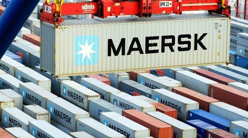 Maersk transportará este año mil millones de dosis de vacunas contra Covid-19