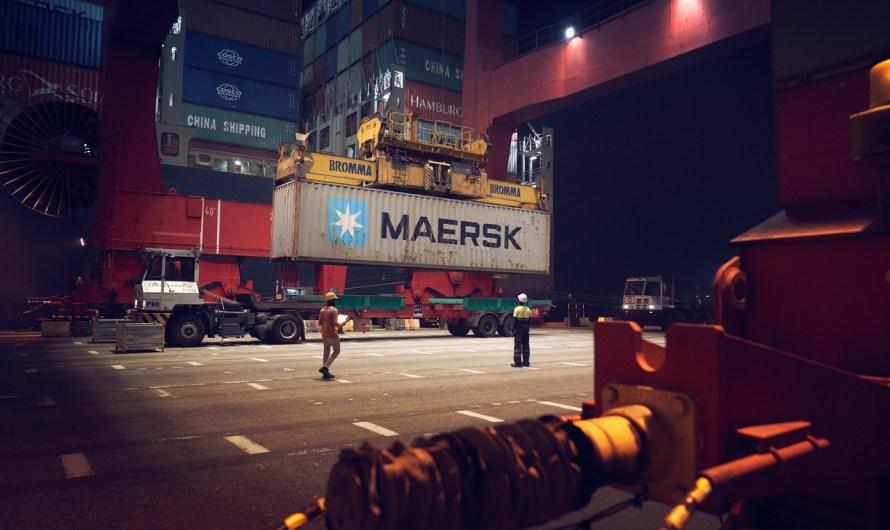 Maersk acelera el paso para mitigar el impacto del bloqueo del Canal de Suez en las cadenas de suministro mundiales