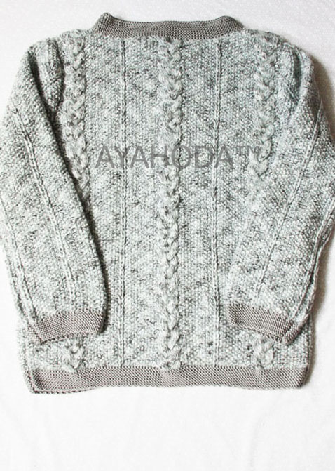 B0093 Ayahoda designed women knitwear sweater Cardigan