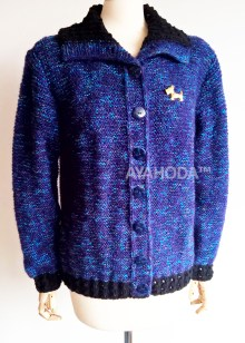 Ayahoda Handmade women winter sweater cardigan