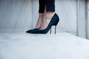 leopar cizme