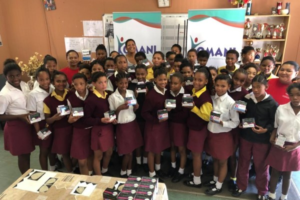 Newly launched washable Komani pads to break the silence of period poverty