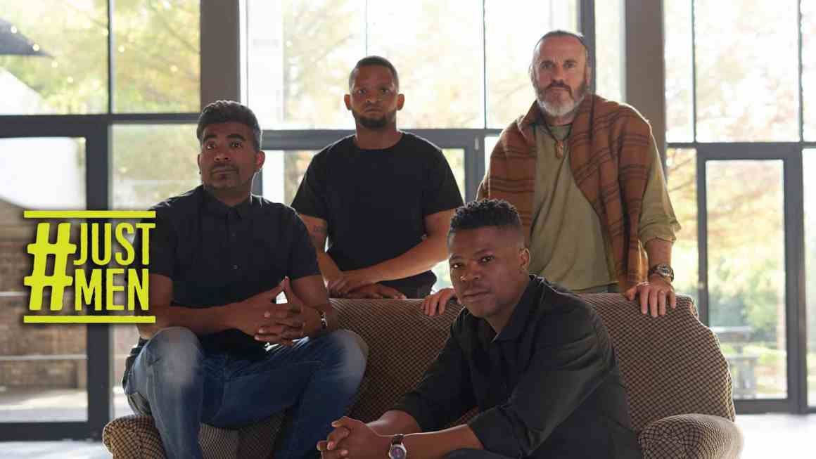 #JustMen docudrama tackles toxic male masculinity