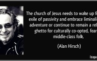 the church needs christ