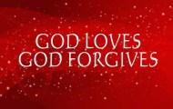 we serve a forgiving GOD