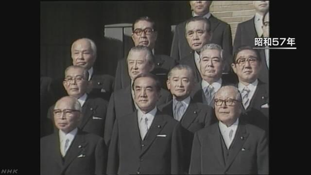 【海外】「真のリーダーだった」中曽根康弘元首相の死去に海外から届くお悔やみの声