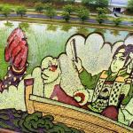 【海外】「日本はレベルが違い過ぎる!」日本の見事な田んぼアートに海外もびっくり仰天!