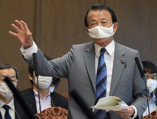 【海外】「彼の言う通りだ!」麻生氏の「民度が違う」発言に海外も賛同続々