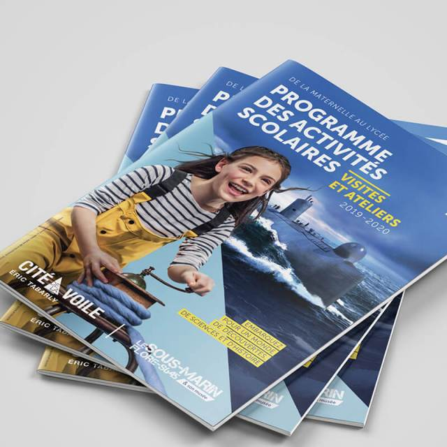 Sellor – Brochure pédagogique 2019/2020