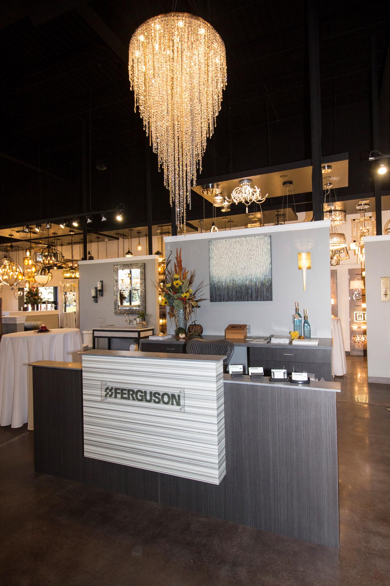 ferguson showroom remodel ayars
