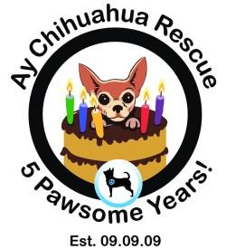 ACR 5 Year Logo