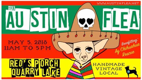 Austin Flea 2018