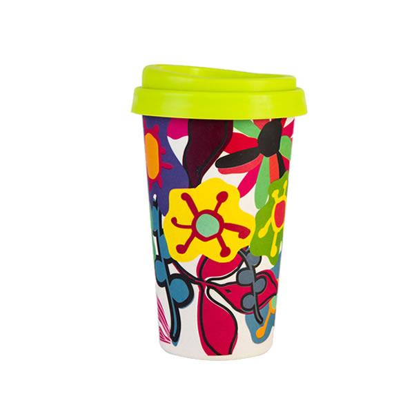 Bioplastic Drinking Coffee Mug K28503M#6503