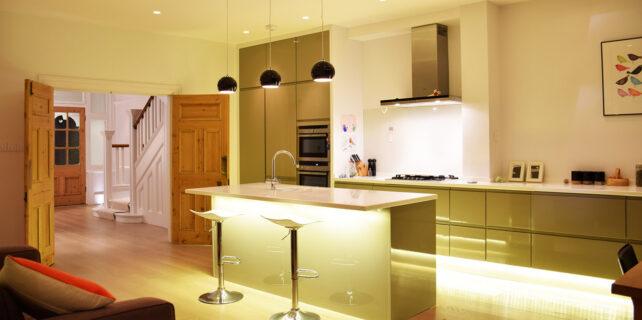 room residential lighting design