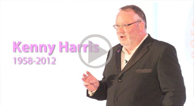 Kenny Harris tribute