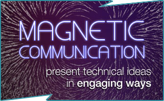 Magnetic communication presentation skills training