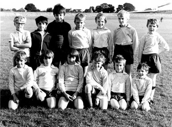 Sherburn Village Infants and Juniors, Christopher Instone, Sean Murphy, Kevin Tall