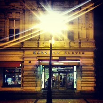 Slavia Cafe