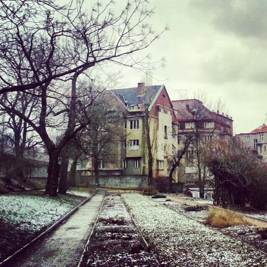 Botanic Garden, Karlov