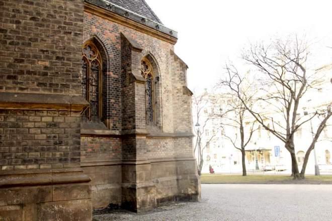 Church of St. Ludmila Namesti Miru