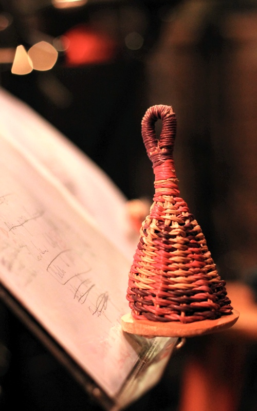 Bells Musical Instrument in Rybanaruby club in Vinohrady