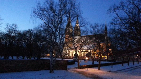Basilica of St. Peter and St. Paul at Vysehrad