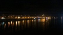 Prague-atnight-riverbank