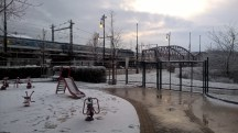 Prague-railway-bridge-playground-Vyton-wintercity