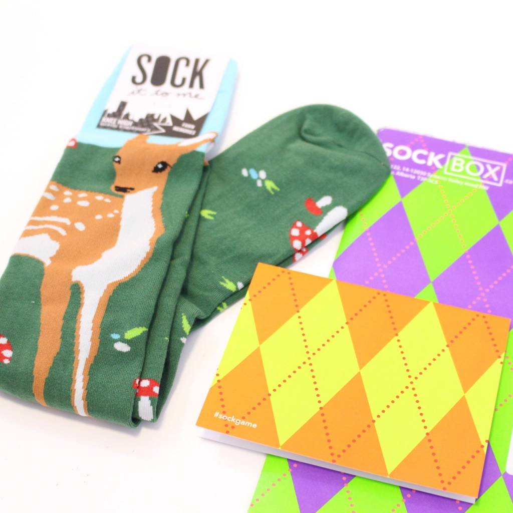 Sock Box January 2016 1