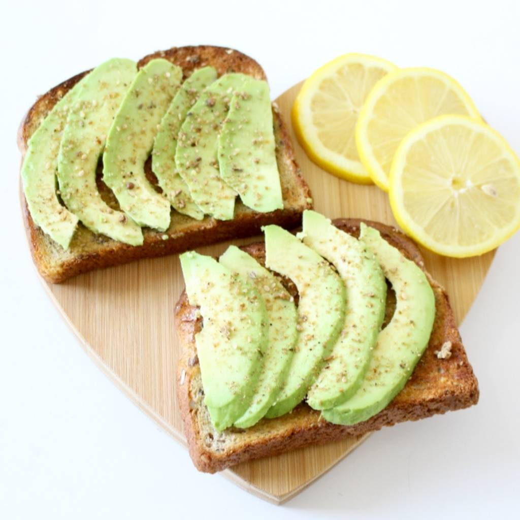 Avocado Toast - RawSpiceBar 2