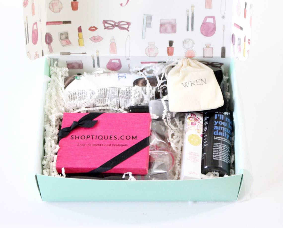 FabFitFun Welcome Box 2016 10