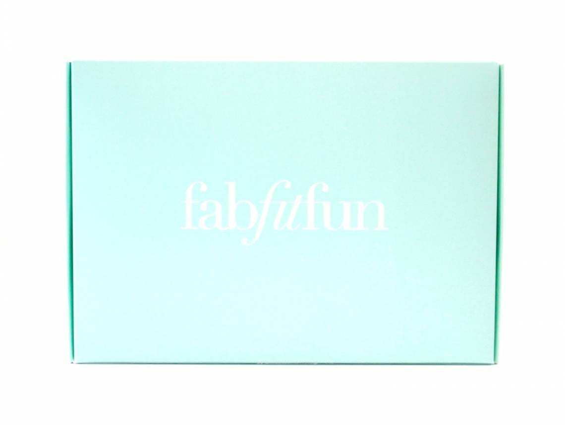 FabFitFun Welcome Box 2016 11