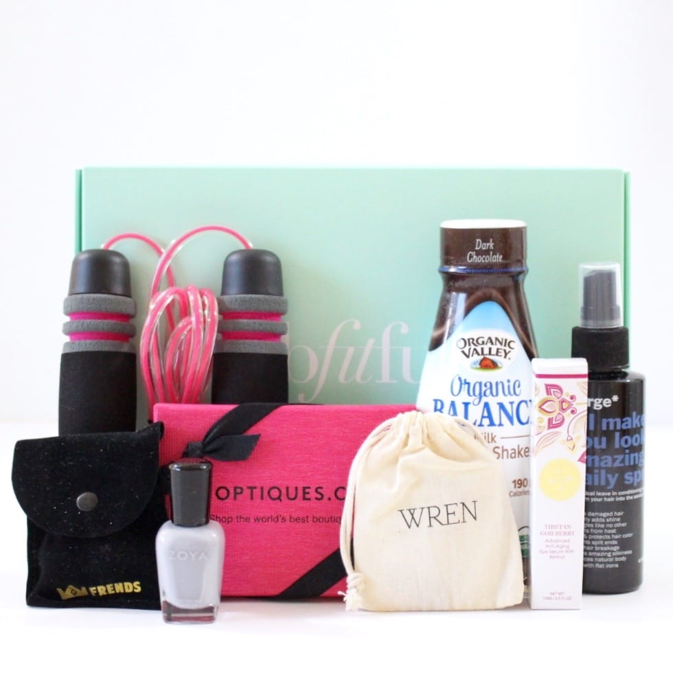 FabFitFun Welcome Box 2016 6