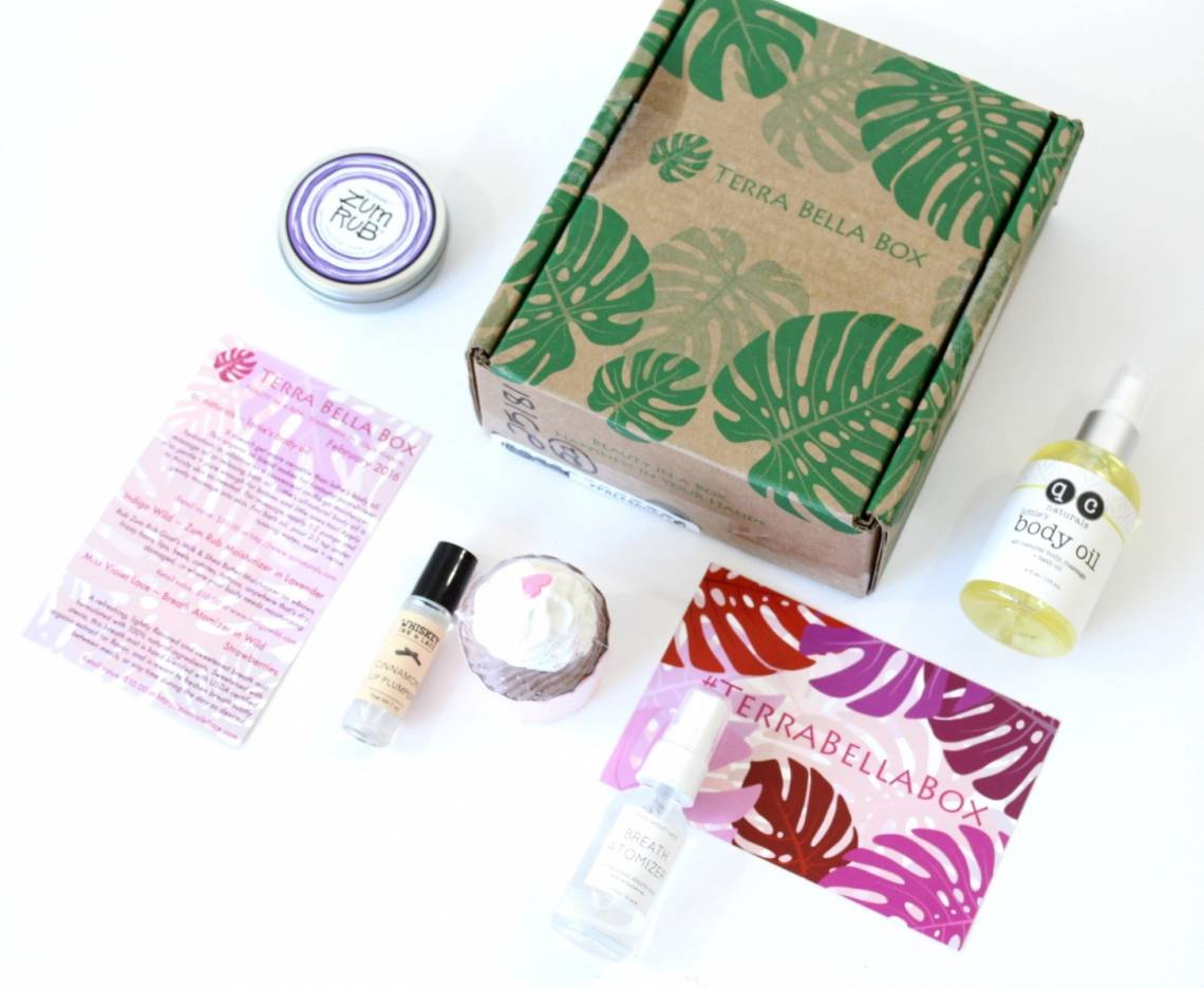 Terra Bella Box February 2016 5