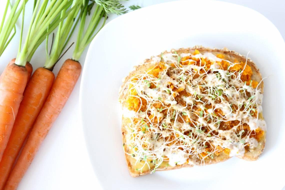 Carrot Toast - RawSpiceBar 6
