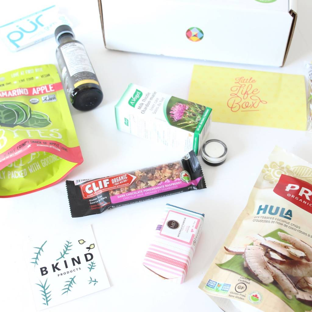 Little Life Box April 2016 4