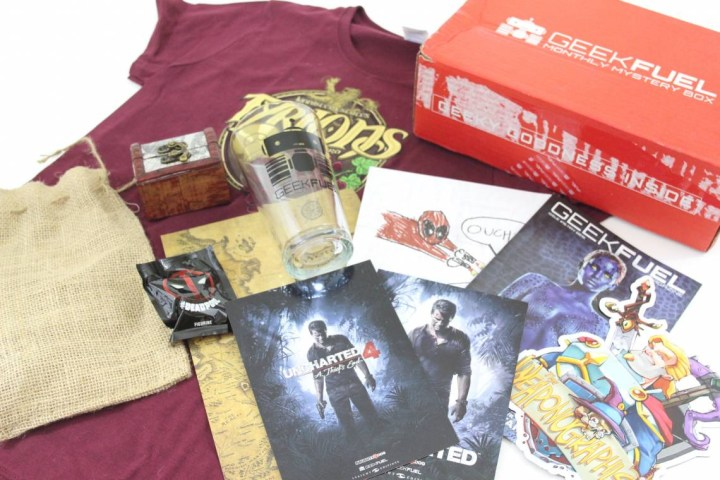 Geek Fuel Review May 2016 5