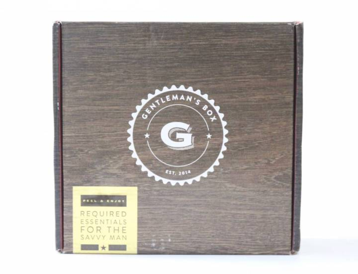 Gentleman's Box Review June 2016 1